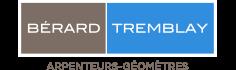 Bérard Tremblay arpenteurs-géomètres Logo