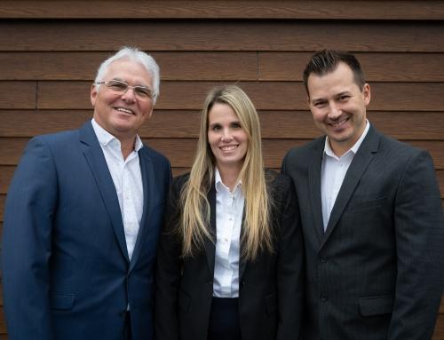 Nouveaux actionnaires dans l'entreprise